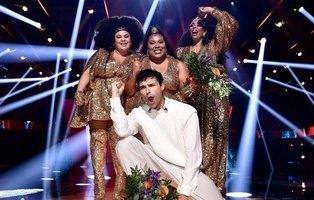 Llega el 'Andra Chansen' del Melodifestivalen 2021, con Eric Saade y The Mamas en la gran final