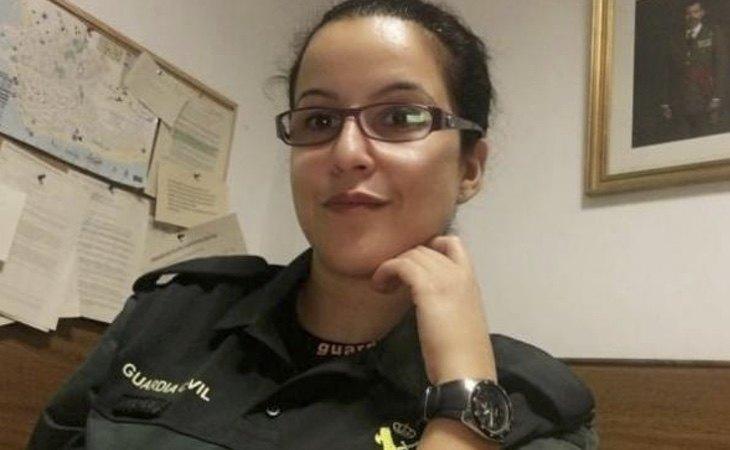 La agente de la Guardia Civil investigada