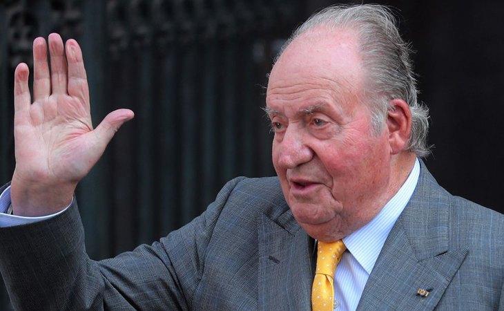 Juan Carlos I ha hecho una segunda regularización fiscal