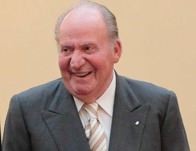 Juan Carlos I pagó la deuda de 4,4 millones con préstamos de varios empresarios y amigos