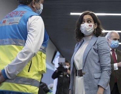 Madrid ya planea anular el toque de queda: ¿Tiene las herramientas legales? ¿Es ilegal?