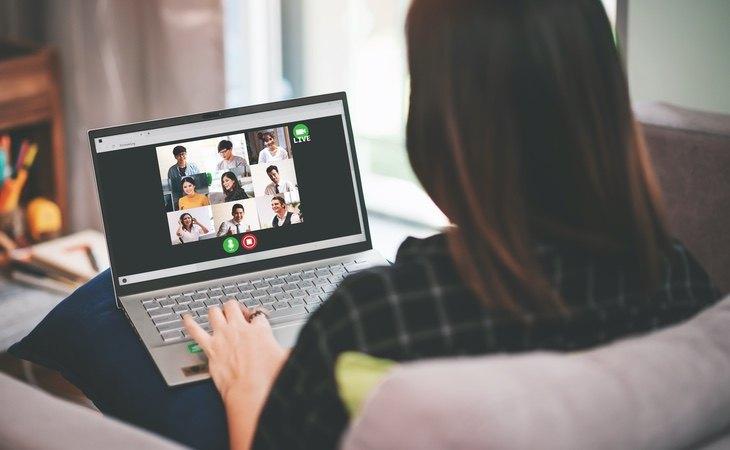La demanda de videollamadas se ha disparado durante la actual crisis sanitaria