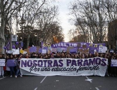 La Delegación de Gobierno en Madrid prohíbe el 8M por motivos de salud pública