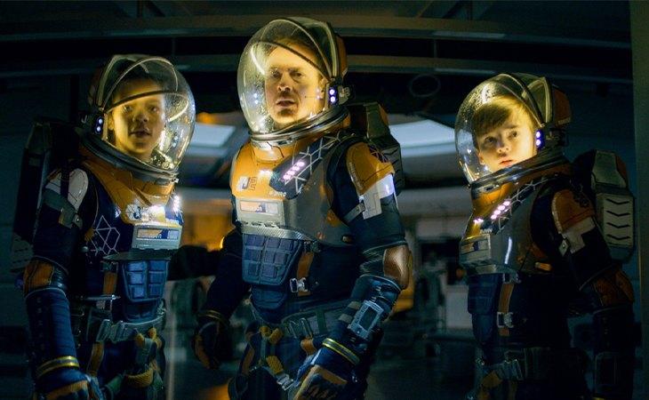 'Lost in Space' se despedirá en la tercera temporada