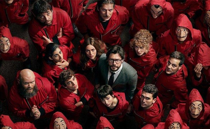 'La casa de papel' acabará en la quinta temporada