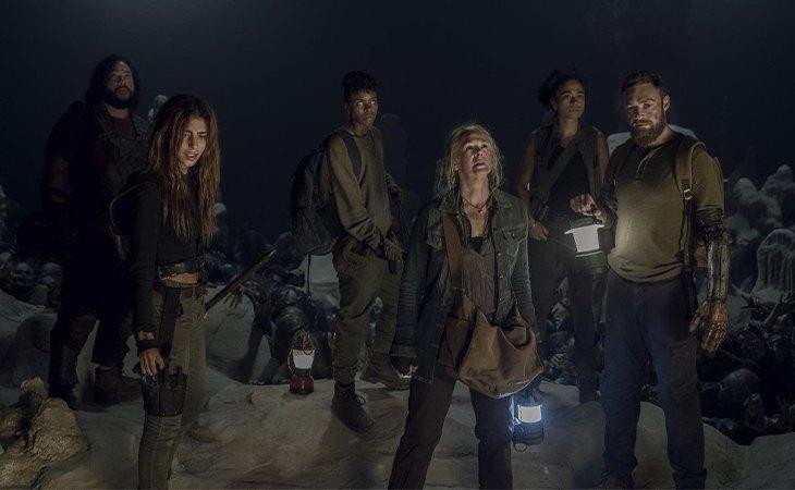 'The Walking Dead' concluirá en la undécima temporada