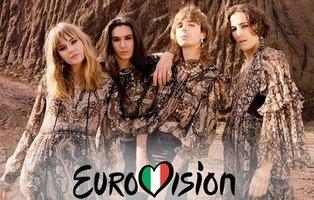 Maneskin da la sorpresa en Sanremo y representará a Italia en Eurovisión 2021 con 'Zitti e buoni'