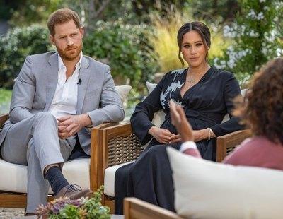 Racismo, mentiras y suicidio: Las bombas del príncipe Harry y Meghan Markle en la entrevista con Oprah