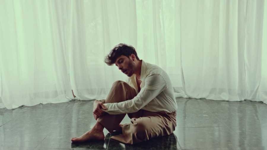 Blas Cantó busca la sencillez en su videoclip
