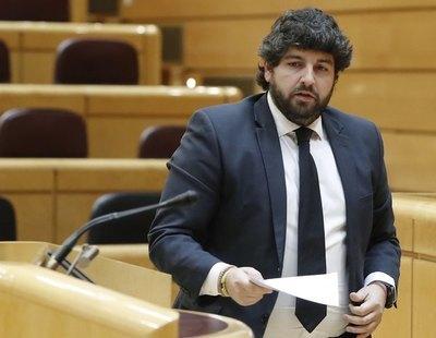 PSOE y Ciudadanos se unen para presentar una moción de censura contra el PP de Murcia