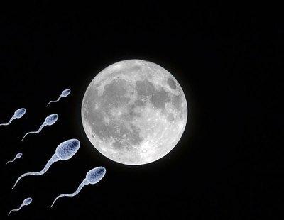 Proponen preservar en la Luna millones de muestras de esperma para asegurar la supervivencia humana