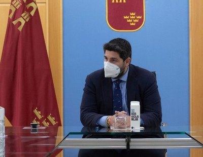 Se consuma el Tamayazo en Murcia: El PP mete en el Gobierno a tres tránsfugas de Ciudadanos y fracasa la moción de censura