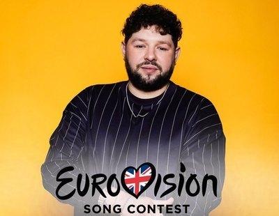 James Newman se reinventa para Eurovisión 2021 y representará a Reino Unido con 'Embers'