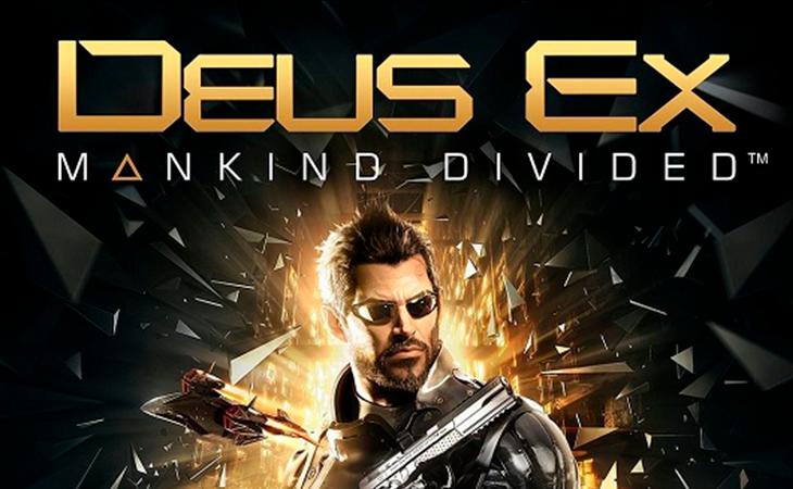 En 'Deus Ex' hay tintes de cyberpunk