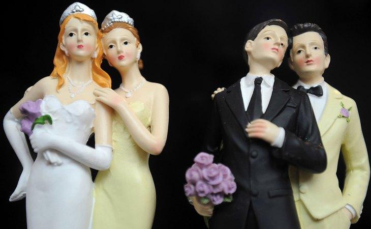 El matrimonio entre personas del mismo sexo, inconcebible para la Iglesia católica