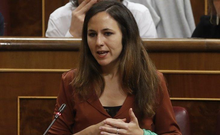 Ione Belarra, nueva ministra de Derechos Sociales