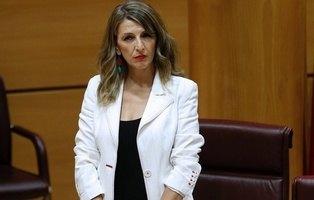 Unidas Podemos acepta la vicepresidencia tercera para Yolanda Díaz, que mantiene Trabajo
