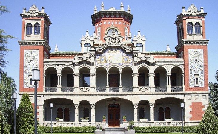 El Palacio de Larrinaga