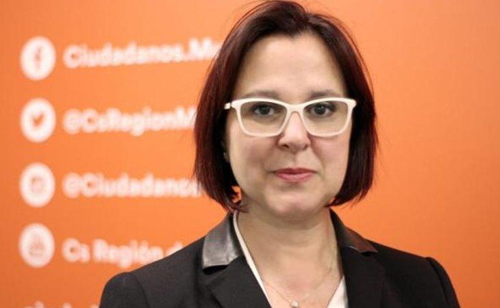 Isabel Franco, vicepresidenta de la Región de Murcia y tránsfuga de Ciudadanos