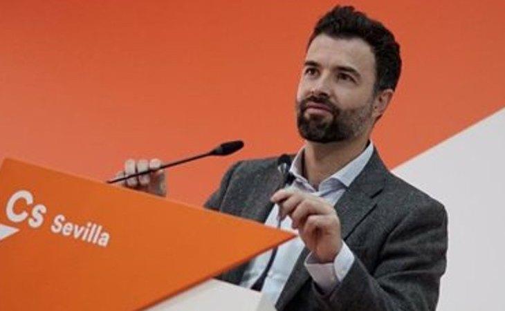 Pablo Cambronero, diputado en el Congreso, sale de Ciudadanos pero no deja su escaño