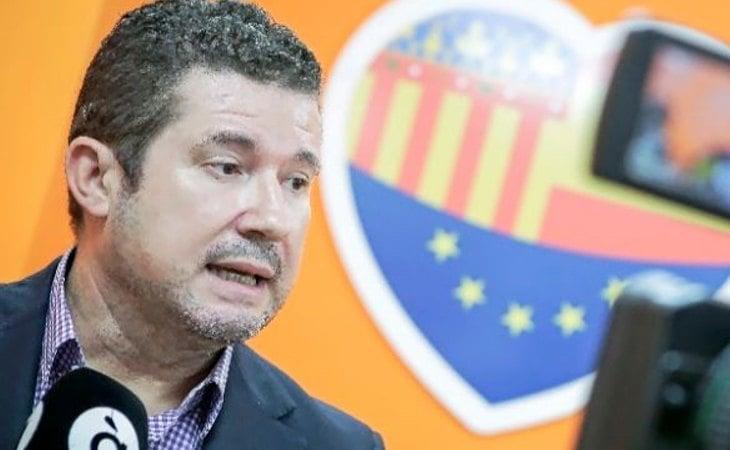 Emilio Argüeso, expulsado de Ciudadanos entre acusaciones de traición