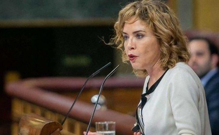 Marta Martín, diputada de Ciudadanos, deja el partido y sale del Congreso