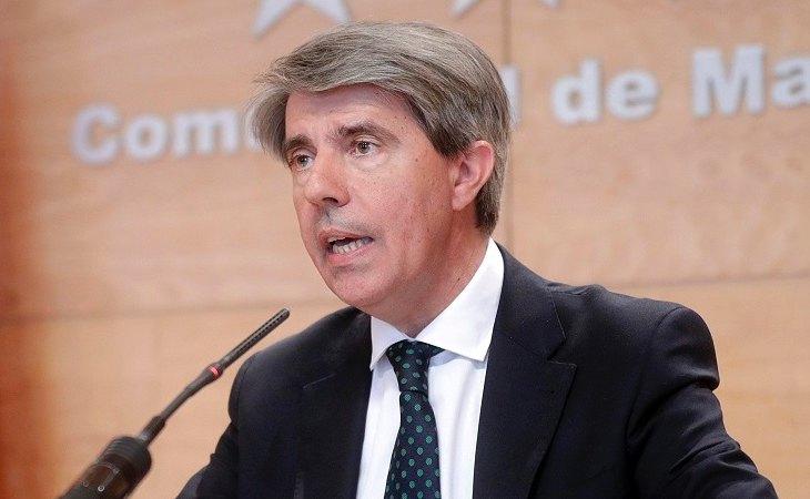 Ángel Garrido abandona la política