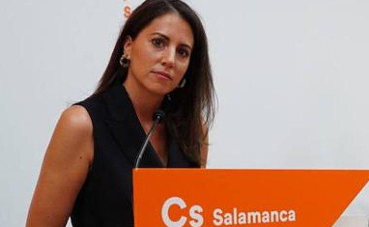 María Montero abandona Ciudadanos en Castilla y León a pocos días de la moción de censura