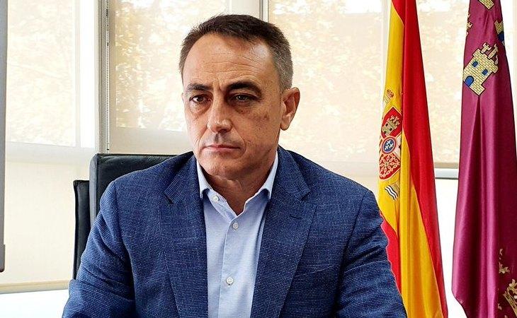 Antonio Sánchez Lorente, expulsado de Ciudadanos pero con una consejería en Murcia
