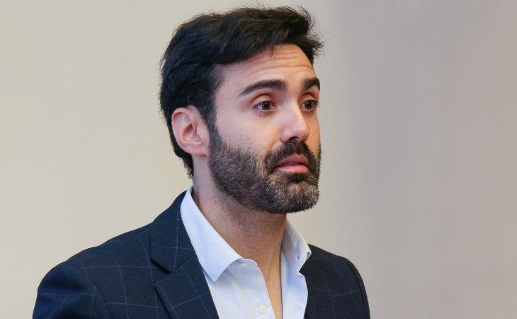 Sergio Barbezo, diputado de Ciudadanos en la Asamblea de Madrid, deja el partido