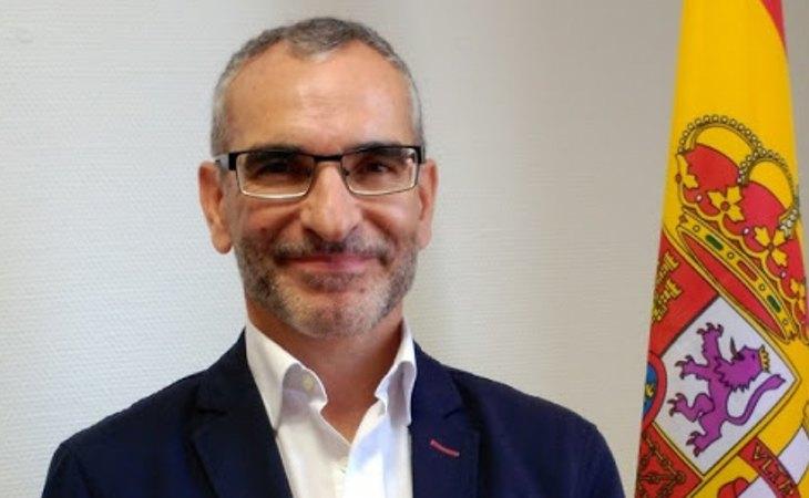 Adolfo Moeno, concejal en el Ayuntamiento de Pozuelo de Alarcón