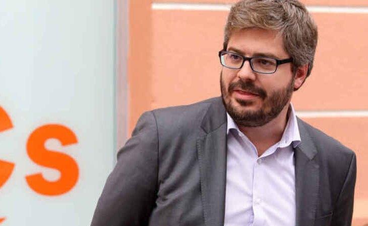 Fran Hervías cambia de chaqueta y salta de Ciudadanos al PP