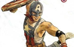 Marvel presenta al nuevo Capitán América, abiertamente gay