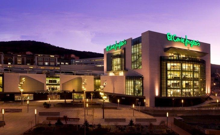 El Corte Inglés cerrará su centro comercial de Eibar