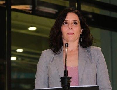 El PSOE denuncia a Ayuso por utilizar los recursos públicos para su campaña electoral