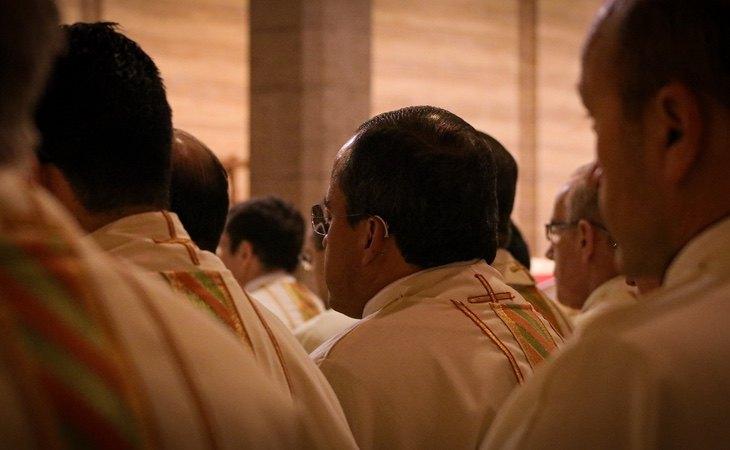 La orden ha publicado la lista de sacerdotes señalados