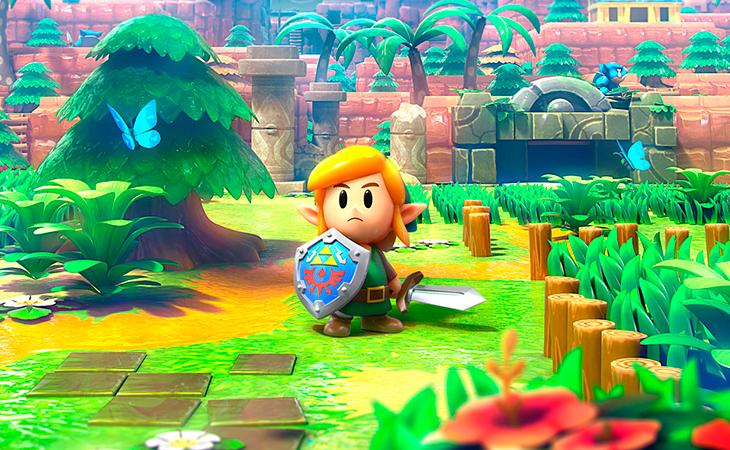 Zelda vuelve en una versión más adorable