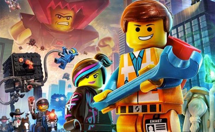 Lego hace juegos de las películas más taquilleras