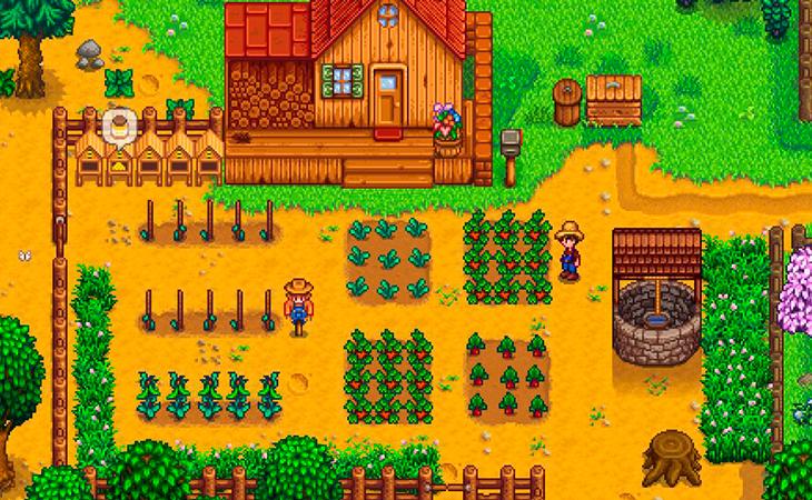 Vivirás en una granja alejado de la ciudad