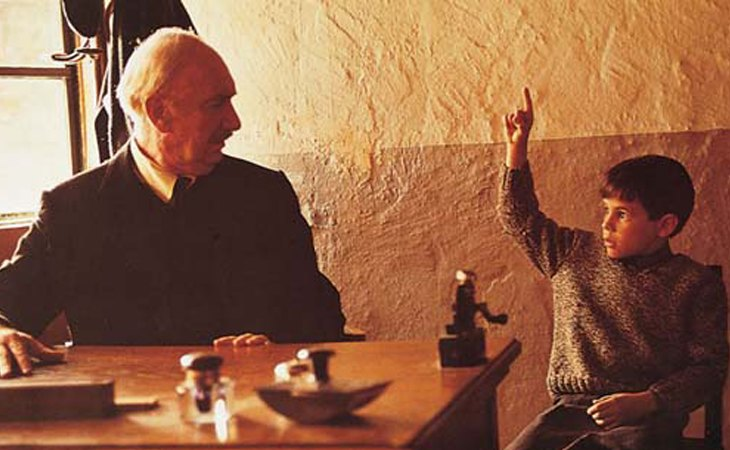 'La lengua de las mariposas' (1999), de José Luis Cuerda