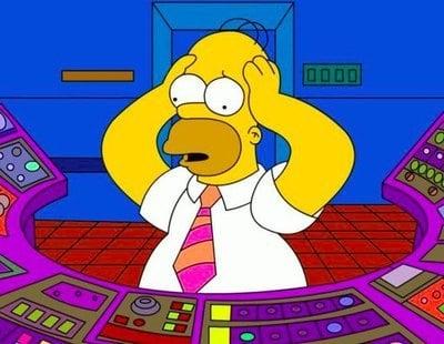 La cronología de Homer Simpson explicada en un hilo de Twitter