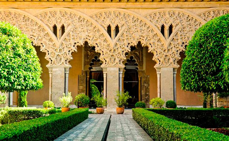 Ahora es la sede de las Cortes de Aragón