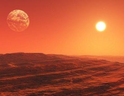 La teoría conspiranoica que asegura con que los humanos venimos de Marte tras destruirlo