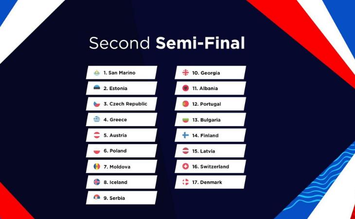 Senhit dará adrenalina a la segunda semifinal desde el inicio