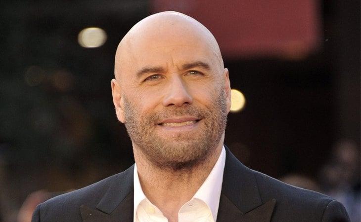 John Travolta está en el séptimo puesto