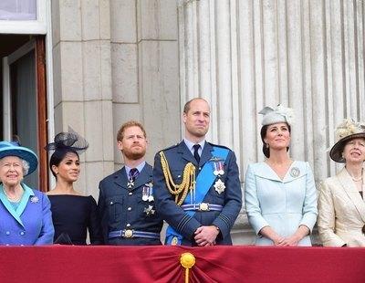 Desvelado el miembro de la familia real británica acusado de racista por Harry y Meghan