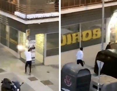 La Policía investiga un tiroteo en plena calle en el distrito de Ciudad Lineal de Madrid