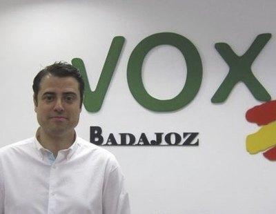 Un concejal de VOX en Badajoz pide construir una estatua en honor a Franco