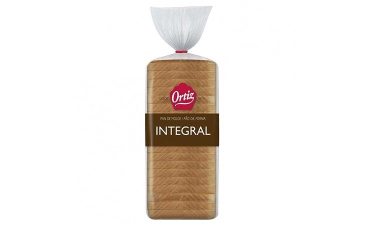Pan de molde de Ortiz