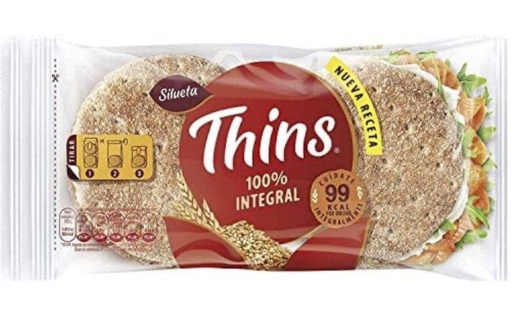 Bimbo Thins 100% integral